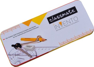 Classmate Invento Metal Geometry Boxes