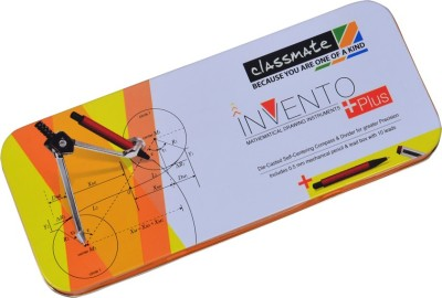 Classmate Invento Plus Metal Geometry Boxes