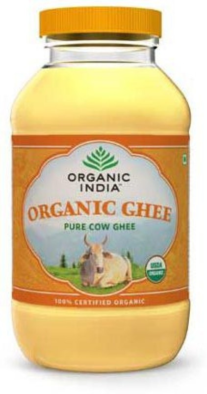 Organic India Pure Cow Ghee 500 ml(Pack of 1)