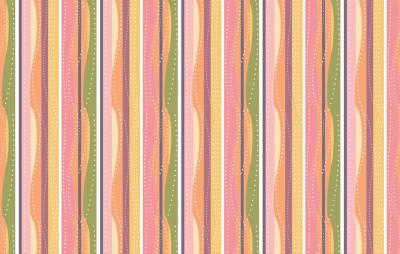 Wilson WG-246 Stripes Paper Gift Wrapper