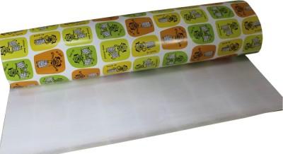 Ashvita Design Studio Lungi Love No Character Paper Gift Wrapper(Multicolor)