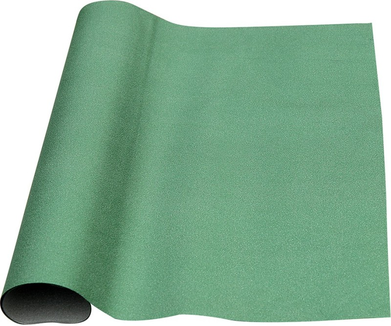 Paper Exim GP Glitter Pattern Pp/Pvc Gift Wrapper(Green)
