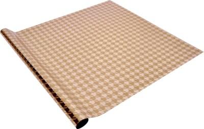 Star Metallic Golden Running Arrows Italian PP Sheets Gift Wrapper
