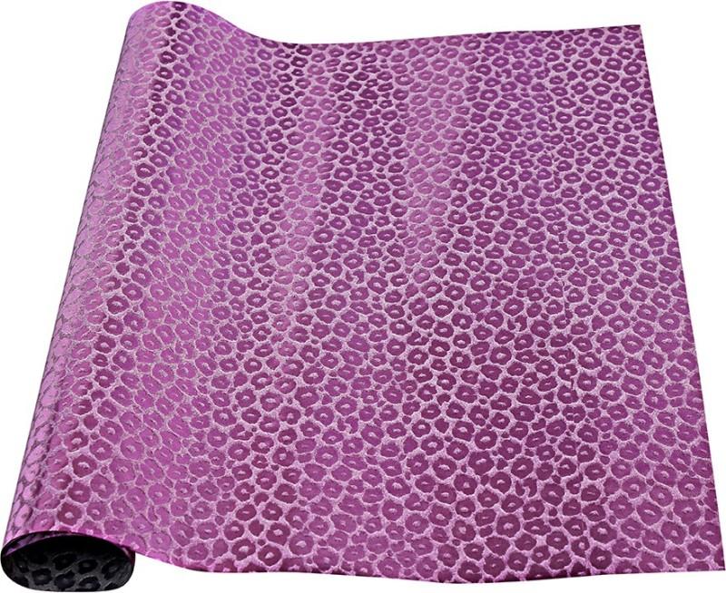 Paper Exim LP Leopard Pattern Pp/Pvc Gift Wrapper(Pink)