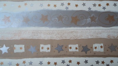 Star Pennsylvania Wpxxxx21 Star 20 Sheets , Made In Italy 100% Paper Gift Wrapper