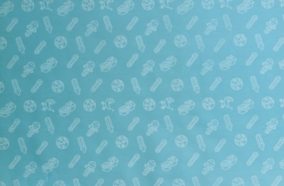 Bdpp Paper Processers PP-BPB2 Baby Shower Paper Gift Wrapper
