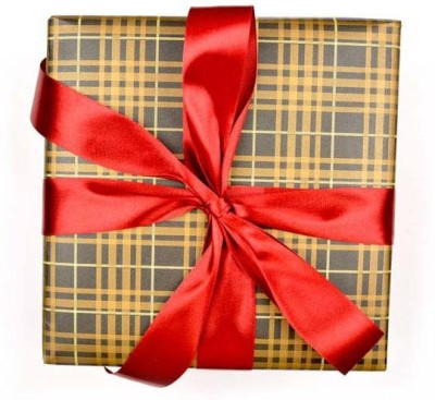 The Papier Project WP01 Scotts Checkered Paper Gift Wrapper