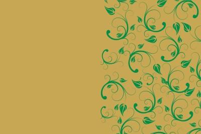 Sixteen Shades Birthday Swirl Green Paper Gift Wrapper