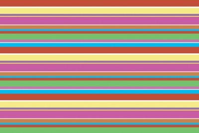 Wilson WG-134 Stripes Paper Gift Wrapper