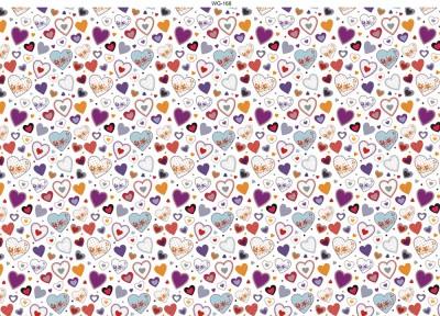 Wilson WG-168 Hearts Paper Gift Wrapper