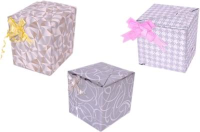 Star Silver Combo Multi Design Italian Paper Gift Wrapper