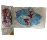 Funcart Frozen Cupcake wrappers & topper...