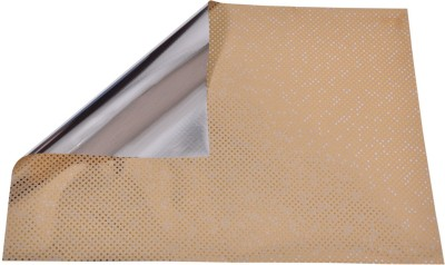 Star Golden Polka Dots Italian PP Sheets Gift Wrapper