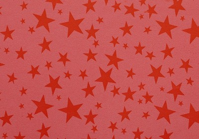 Bdpp Paper Processers PP-VBD3 Stars Paper Gift Wrapper
