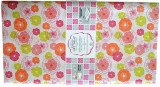 Hargan Gift Wrap Multi Color Flower 100%...