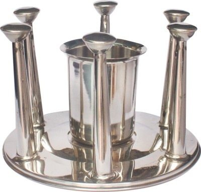 Nalini CO1021 Stainless Steel Glass Holder