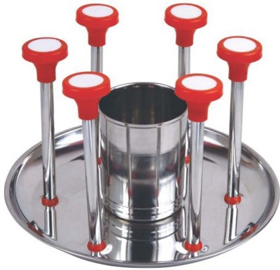 Capital KE240 Silver Plated Glass Holder