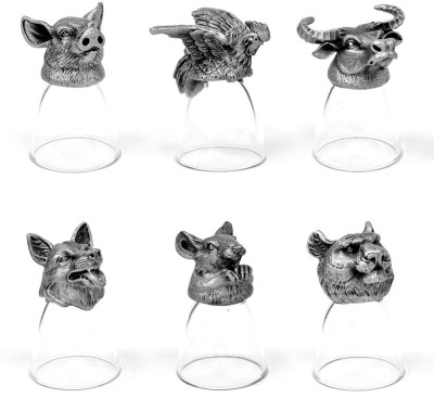 Trove Animal Head Shot Glasses,TR-SG-CHD...