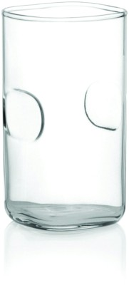 Ocean Unity Glass Set(370 ml, Clear, Pack of 6)