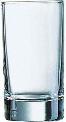 ARCOROC Glass Set(150 ml, Clear, Pack of 6)