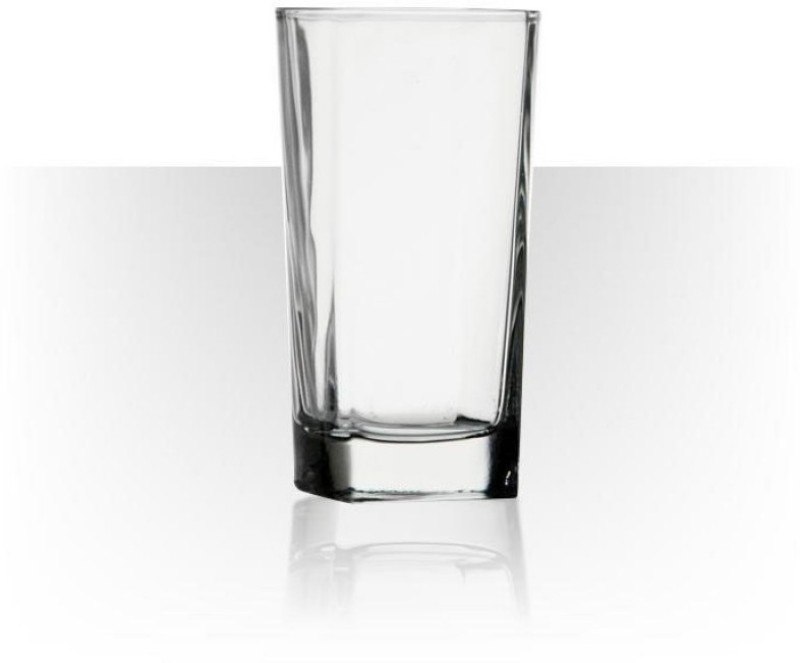 Velik - Premium Glassware Stephanie Ld Water/Juice Glass Set(240 ml, Clear, Pack of 6)