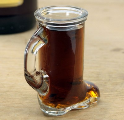 Its Our Studio Boot Shot Glass (Set Of 2)