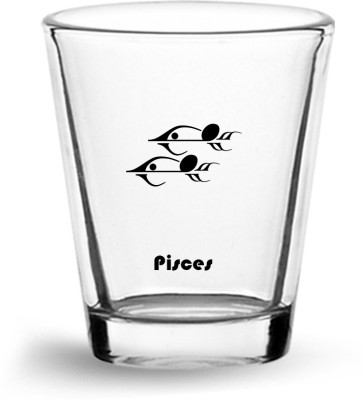 Thin N Fat Pisces Shot Glass