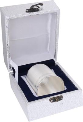 Osasbazaar Pure 999 Fine Silver Glass - BIS Hallmarked