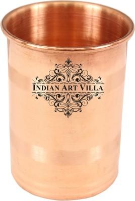 IndianArtVilla Glass(150 ml, Brown, Pack of 1)