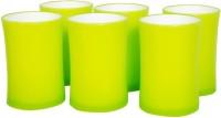 Botvel Multicolor Duro Glasses Glass Set(200 ml, Multicolor, Pack of 6)