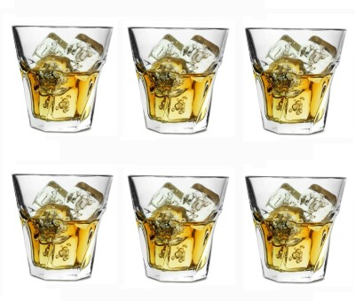 Aditya 6 - Piece Bar Set(Glass)