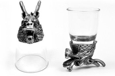 Trove Animal Head Shot Glasses,TR-SG-DRD...