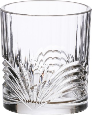 PRAX Glass Set(330 ml, Clear, Pack of 6) at flipkart