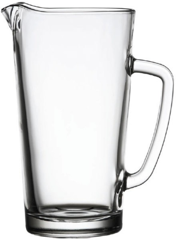 Velik - Premium Glassware Friends Jug Glass(1200 ml, Clear, Pack of 1)