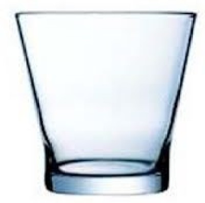 ARCOROC Glass Set(260 ml, Clear, Pack of 6)