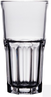 Arcoroc Glass Set(310 ml, Clear, Pack of 6)