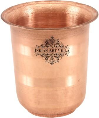 IndianArtVilla Glass(100 ml, Brown, Pack of 1)