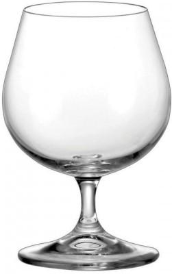 Bohemia Crystal Lara Brandy glass 400ml set of 6 pcs