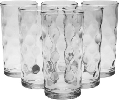 Pasabahce Glass Set(265 ml, Clear, Pack of 6)