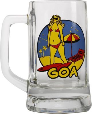 Mad(e) in India Beer Mug