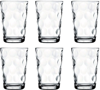 Pasabahce Glass Set(210 ml, Clear, Pack of 6) at flipkart
