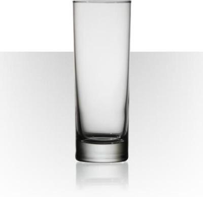 Velik - Premium Glassware Tina Water/Juice Glass Set(220 ml, Clear, Pack of 6)