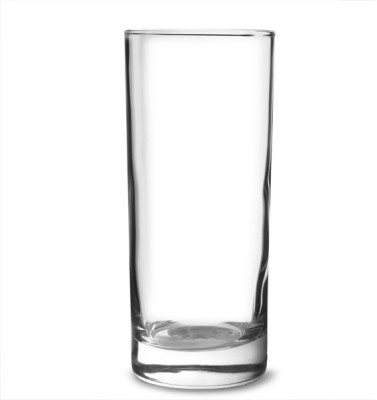 Arcoroc Glass Set(290 ml, Clear, Pack of 6)