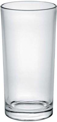 Borgonovo Glass Set(White, Pack of 6)