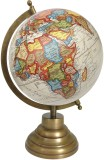 Globeskart Designer Off-White Multicolou...