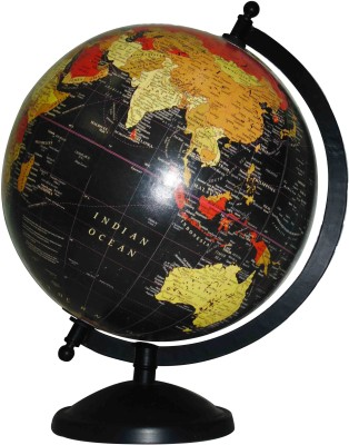 Globes wg3 Desk & Table Top Physical World Globe