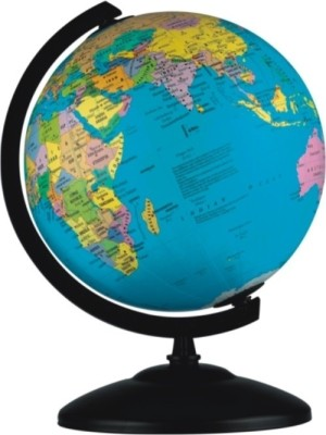 Globus 808 DLX Desk & Table Top Political World Globe