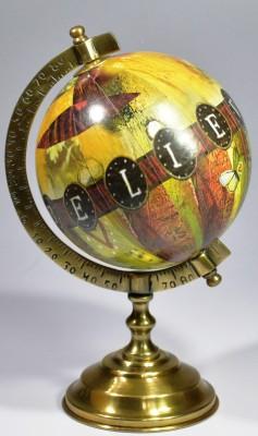 spera belive desk & table top motivational World Globe
