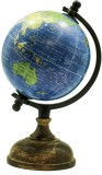 Casa Decor Wooden Finish Globe Political...