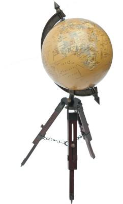 Lightenup G108 Desk & Table top Political World Globe